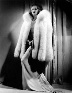 Jean Harlow by George Hurrell (Bizarre Los Angeles)