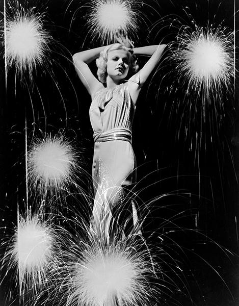 Jean Harlow - July 4th (Bizarre Los Angeles)