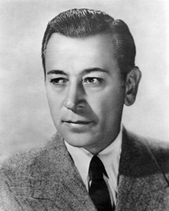 George Raft (Bizarre Los Angeles)