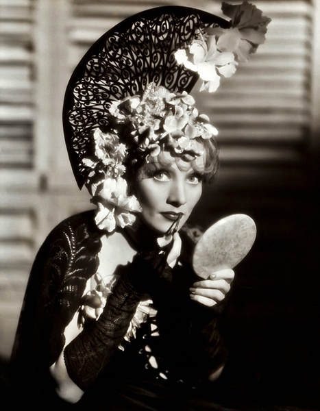 Marlene Dietrich beauty1935
