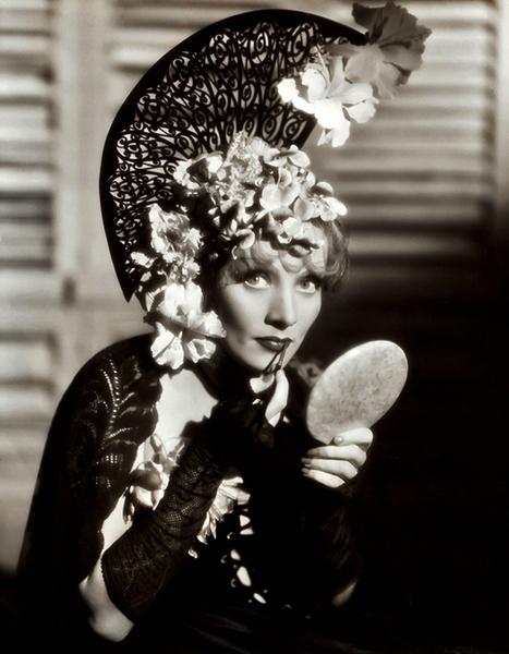 Marlene Dietrich beauty1935