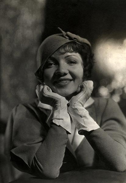 Claudette Colbert 1930