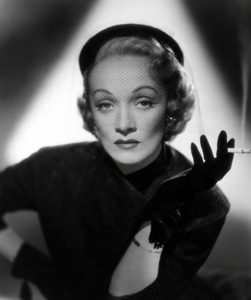 """""""What do people expect to see? They shouldn't make so much of this. I don't think most people change much in 10 years. If they would look at their old snapshots I think they'd find they seem very much the same."""" -- Marlene Dietrich (Bizarre Los Angeles)"""