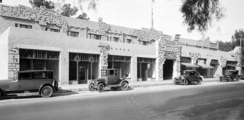 Aztec Hotel 1925