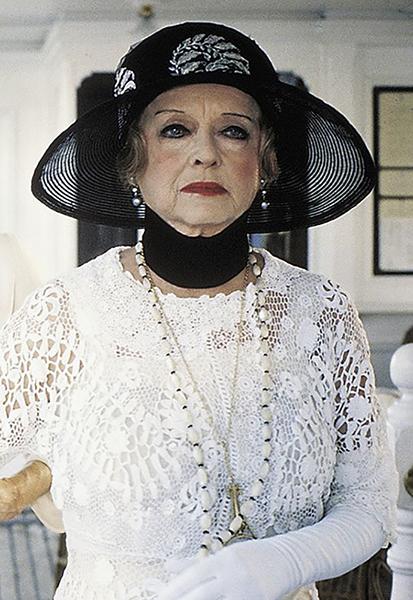Bette Davis Death Nile 1978