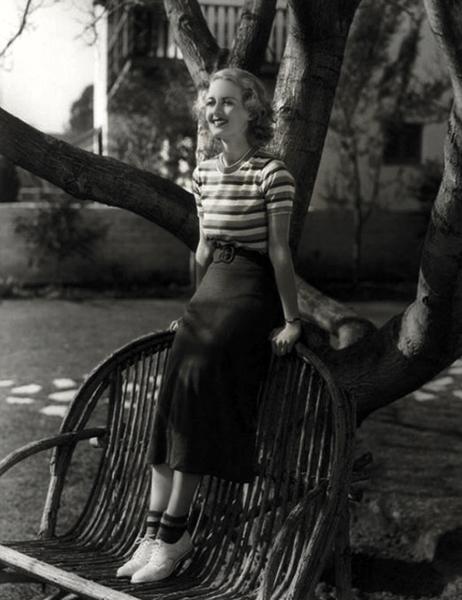 Bette Davis Nicest Dame