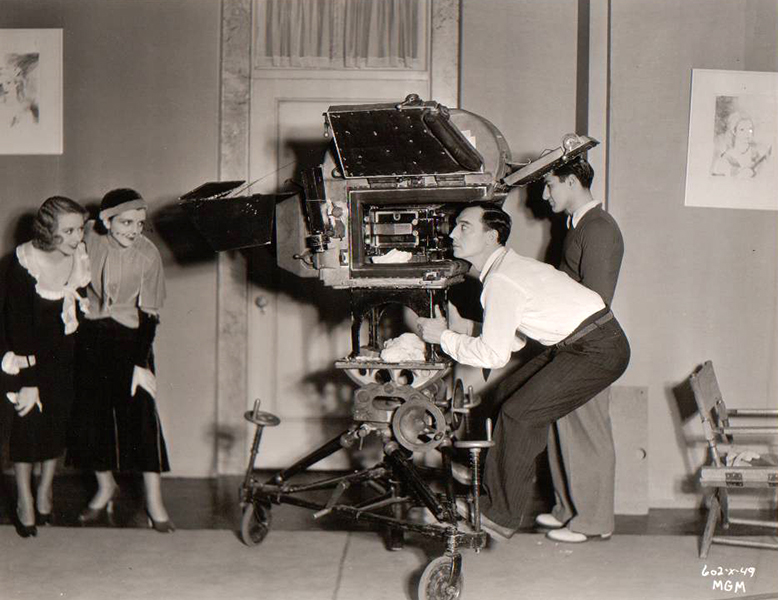"""""""The trouble in 1928 was that I did not have enough 'picture money' to be completely independent and make only the kind of picture I wanted to make. I never had, as a producer, that complete financial independence."""" — Buster Keaton (Bizarre Los Angeles)"""