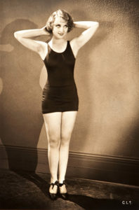early Carole Lombard (Bizarre Los Angeles)
