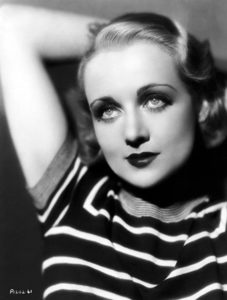 """When I was 13 years old, I though I'd walk right in and be a star. Since then I've worked like a ditch digger and I'm still trying."" -- Carole Lombard (Bizarre Los Angeles)"