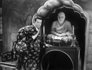 """George Raft in """"Limehouse Blues"""" (1934)"""