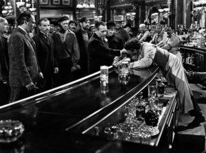 "George Raft in ""Nob Hill"" (1945)"