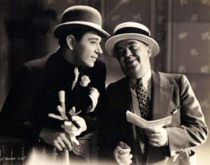 "George Raft in ""The Bowery"" (1933)"