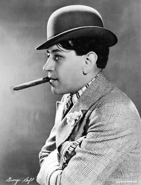 """""""I don't claim to be an actor. I just do my best. If they like it, okay. If they don't, that's that."""" -- George Raft (Bizarre Los Angeles) Bizarre Los Angeles"""