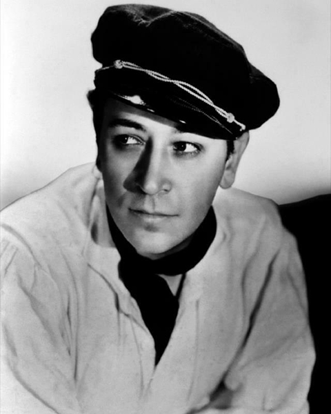 """""""I was really very pleased with the picture. That's the kind of role I have been begging for ever since I came to Hollywood. But you know how it is here."""" -- George Raft discussing """"Souls at Sea"""" (1937). Bizarre Los Angeles"""