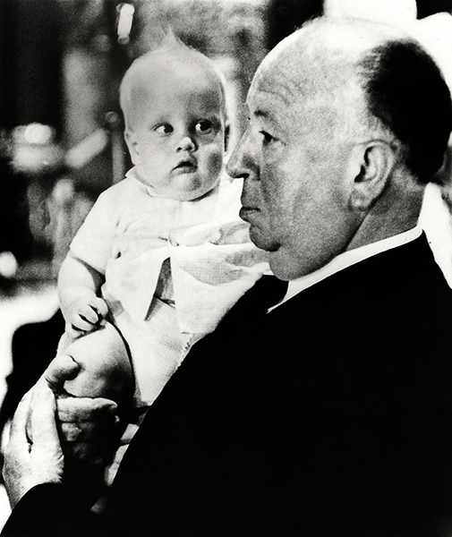 Alfred Hitchcock child