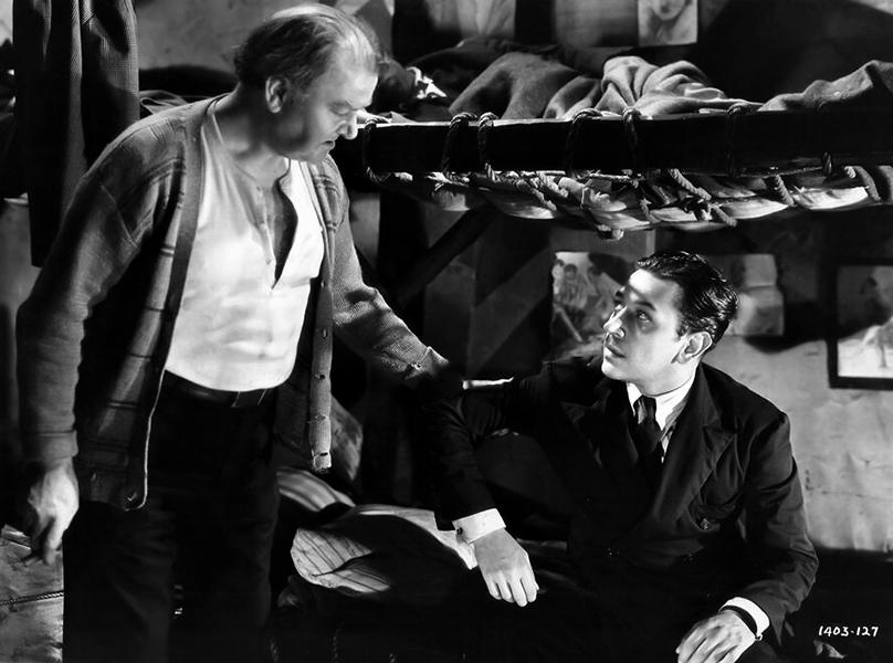 "George Raft in ""If I Had a Million"" (1932). Bizarre Los Angeles"
