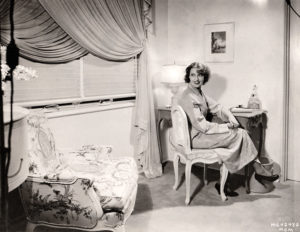 Jeanette MacDonald star treatment