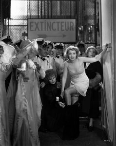 Jeanette MacDonald unclothed