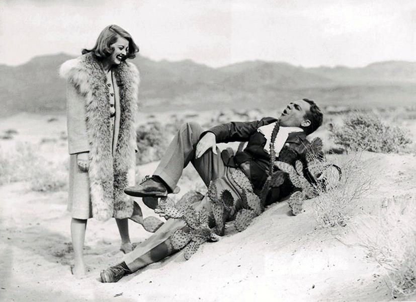 James Cagney Bette Davis
