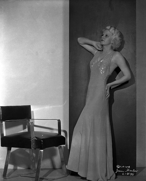 """""""You have to be hard-boiled to get through life whether you're a shopgirl, a debutante or a movie star."""" -- Jean Harlow (Bizarre Los Angeles)"""