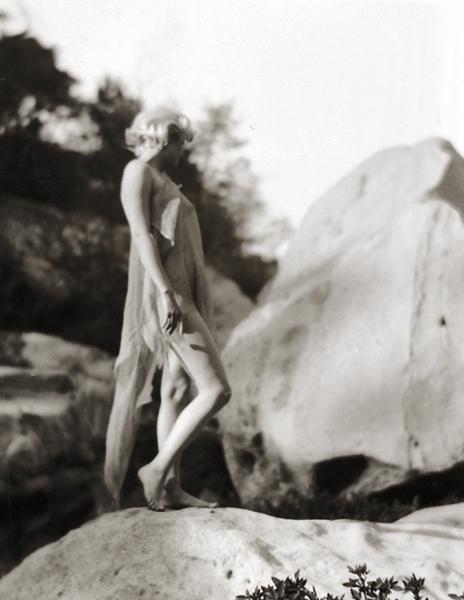 Jean harlow Edwin Bower Hesser 1929