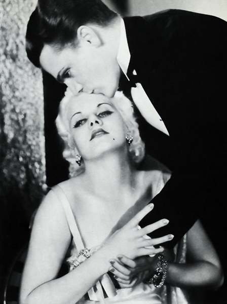 James Cagney Jean Harlow Public Enemy 1931