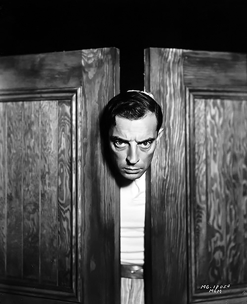 """""""Life is too serious to do farce comedy."""" -- Buster Keaton (Buster Keaton)"""