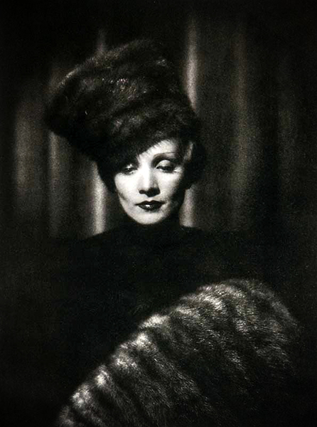 """I shall never make a picture which I regard as detrimental to my career. I will withdraw from the production and allow the studio to sue me first."" – Marlene Dietrich (Bizarre Los Angeles)"