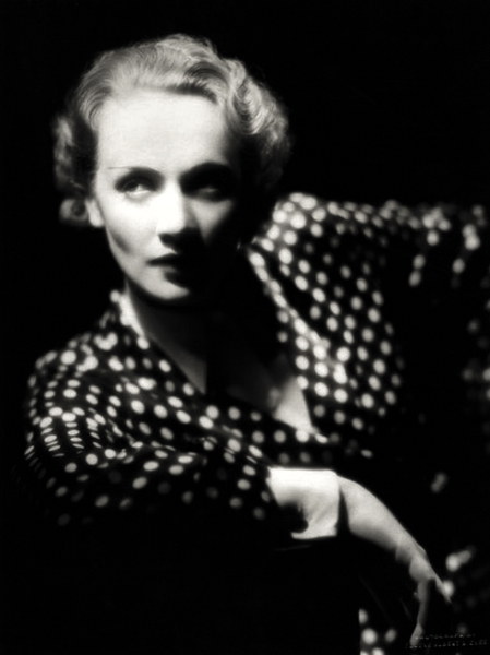 """Glamour is what I sell, it's my stock in trade."" -- Marlene Dietrich (Bizarre Los Angeles)"