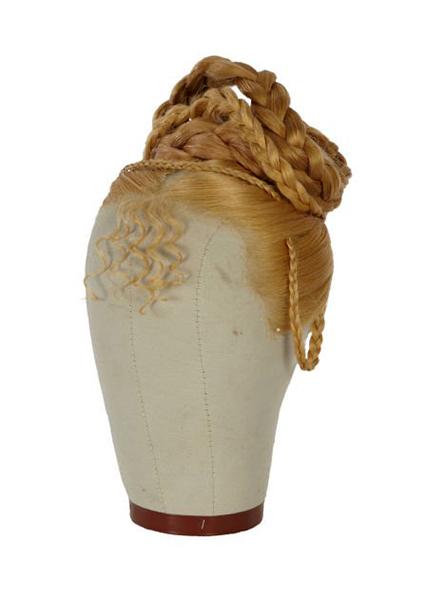 Marlene Dietrich's wig kismet