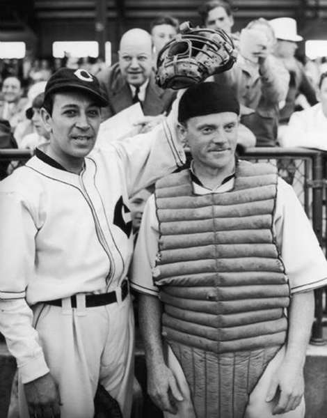 George Raft James Cagney Baseball