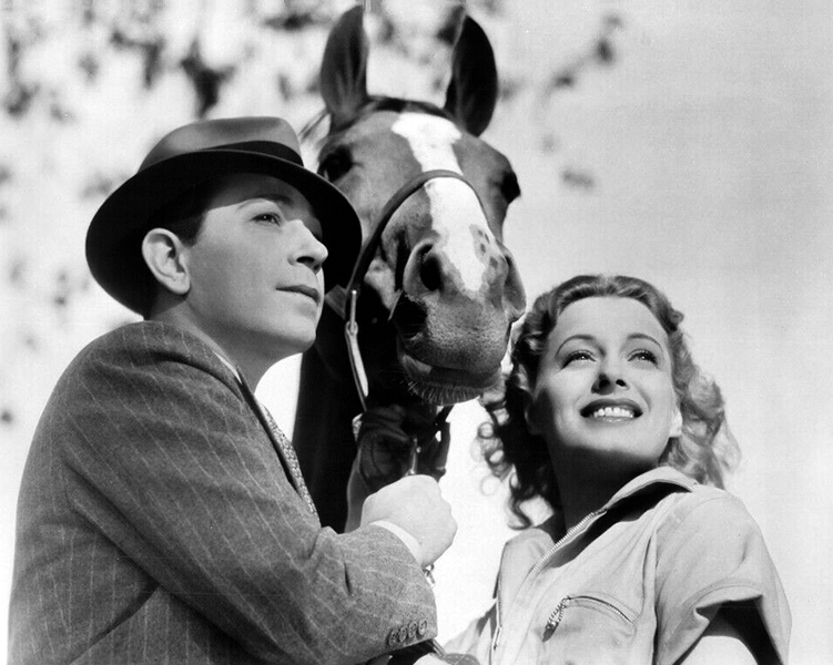 The Lady's From Kentucky (1939). With George Raft and Ellen Drew. Bizarre Los Angeles.
