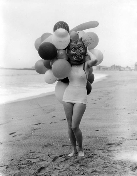 devil Mask 1936 Venice Beach
