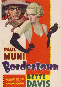 Bordertown 1934 Bette Davis Paul Muni
