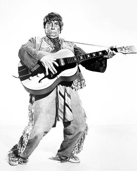 Buster Keaton Rock Star