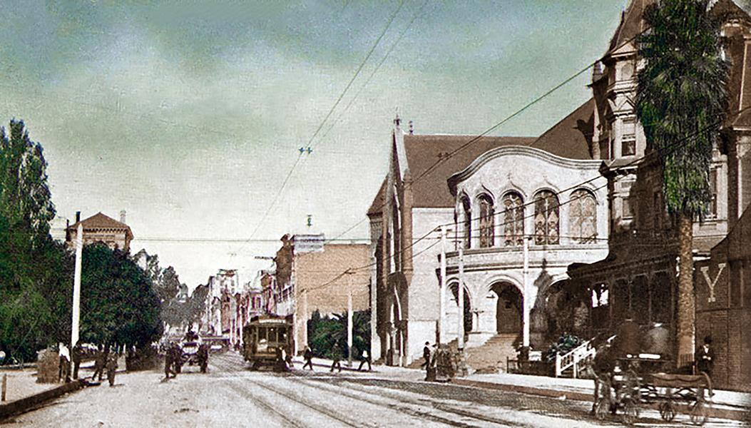 hill street 1906