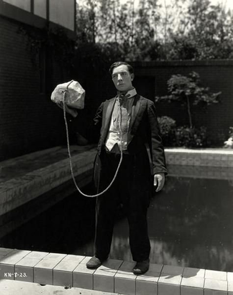Buster Keaton Suicide