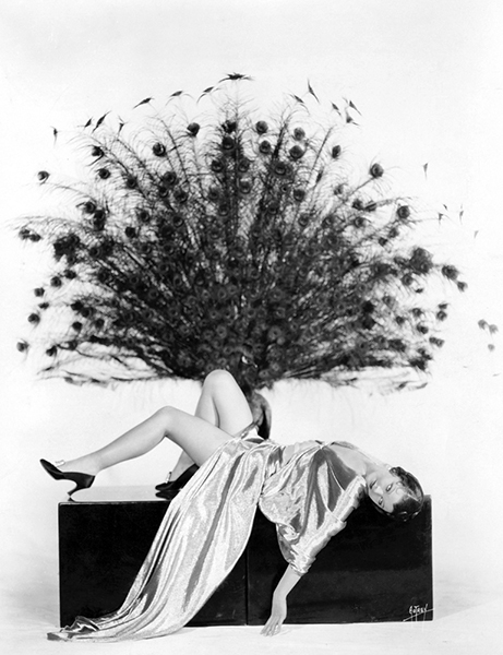 """""""[Vamping] isn't a thing one can explain, is it? Every man is different, but aren't all men alike? You have to take both those things into consideration, and I'd rather do a thing than talk about it."""" – Myrna Loy (Bizarre Los Angeles)"""
