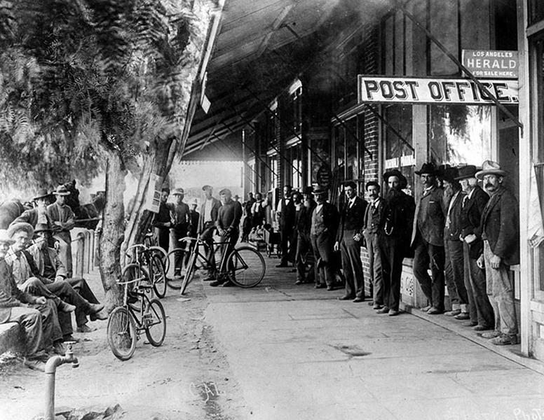 Norwalk, c. 1900. (Bizarre Los Angeles)
