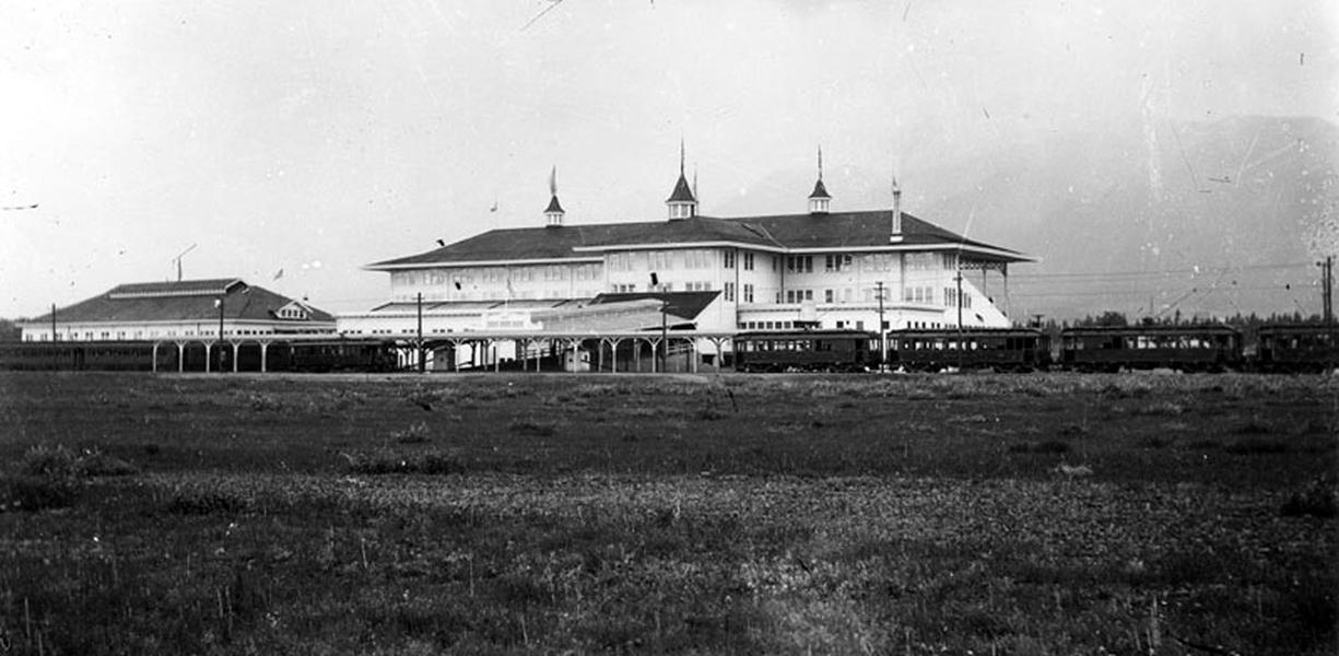 Santa Anita Park 1909
