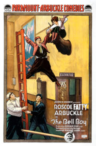 Movie Posters Bell Boy 1918