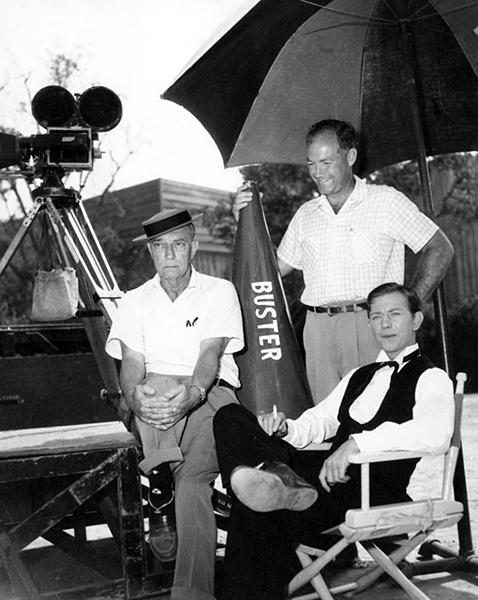 Buster Keaton Donald O'Connor