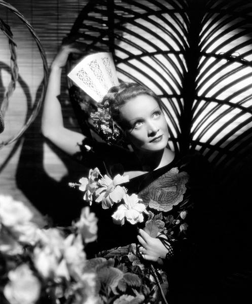 Marlene Dietrich Devil is a woman