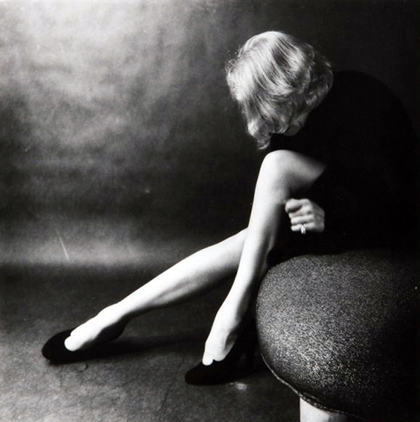 """The legs aren't so beautiful. I just know what to do with them."" – Marlene Dietrich (Bizarre Los Angeles)"