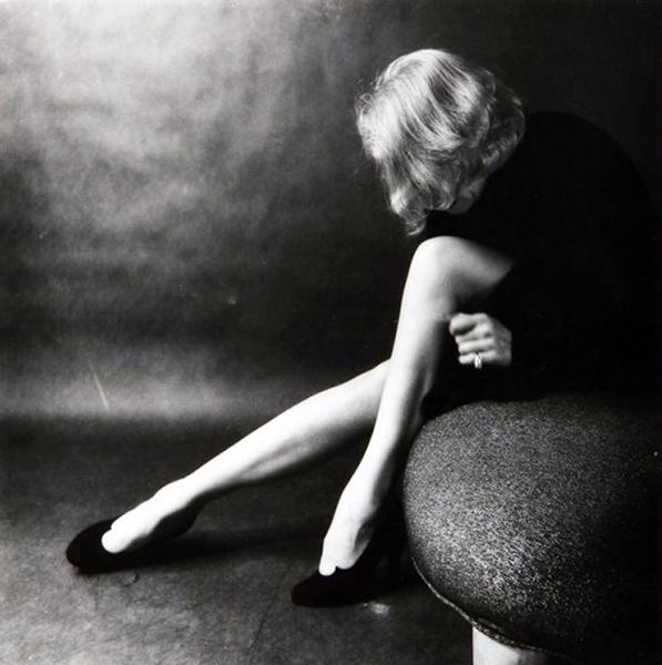Marlene Dietrich Leg