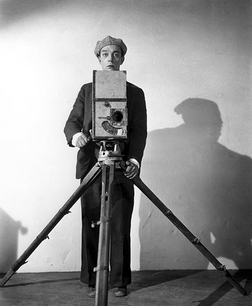 Buster Keaton Cameraman 1929
