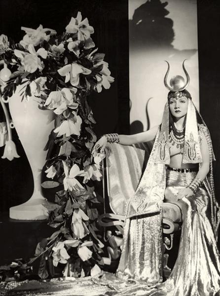 Claudette Colbert Cleopatra