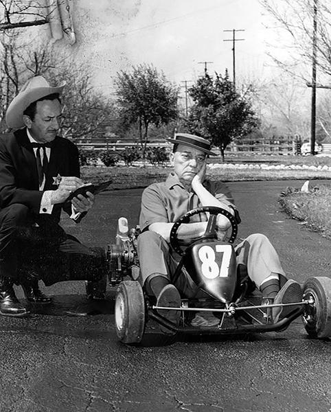 Buster Keaton 1965