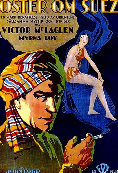 Black Watch Myrna Loy 1929
