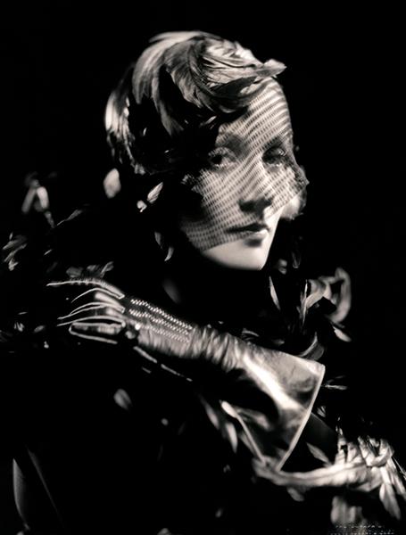 "Marlene Dietrich in ""Shanghai Express"" (Bizarre Los Angeles)"